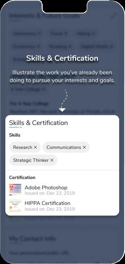 11 Skills & Certification