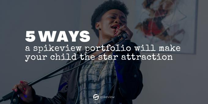 5 tips for performing arts portfolio
